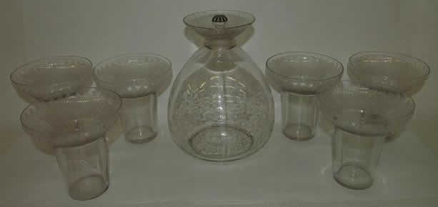 Rene Lalique Lotus Tableware