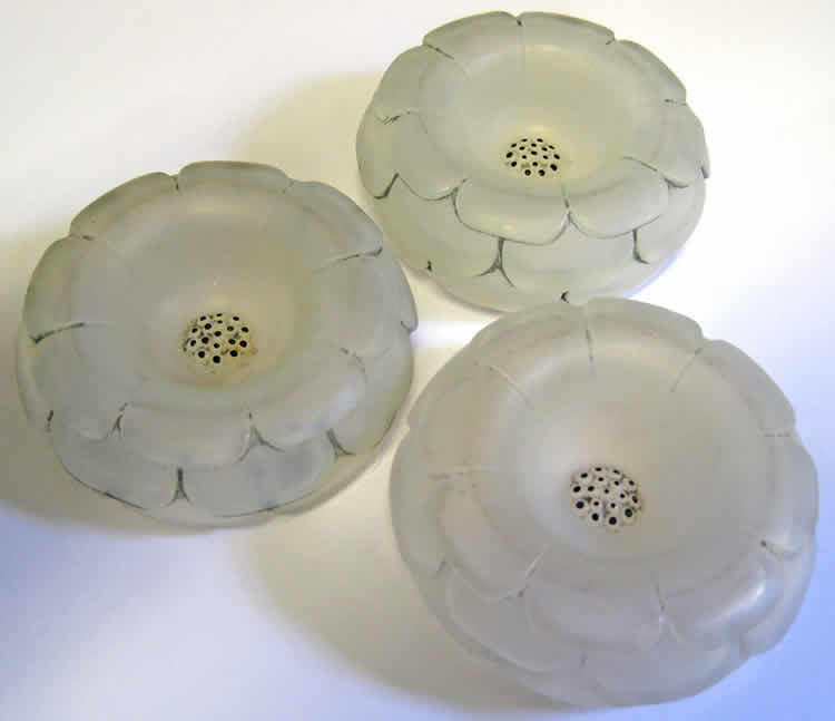 Rene Lalique Louise Ashtray