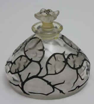 R. Lalique Lunaria Perfume Bottle