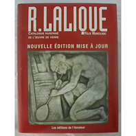 Rene Lalique R. Lalique Catalogue Raisonne 2004 Book