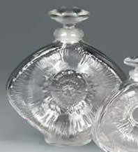 Rene Lalique Marguerite Perfume Bottle