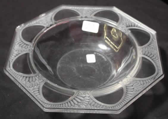 Rene Lalique Marly Bowl