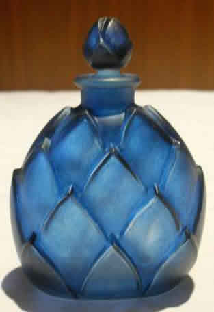 Rene Lalique Marquila Perfume Bottle