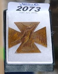 Rene Lalique Medal Journee du Poilu