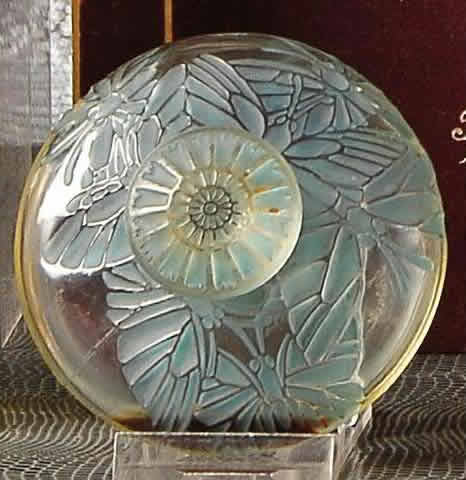 Rene Lalique Misti Perfume Bottle