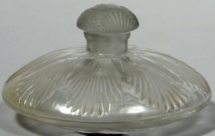 Rene Lalique Moraima Perfume Bottle