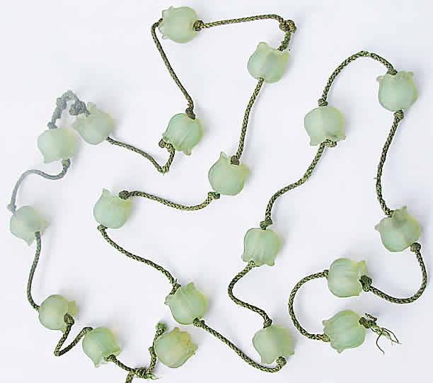 Rene Lalique Muguet Necklace