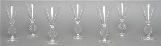 Rene Lalique Mulhouse Glass