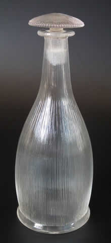Rene Lalique Musky Perfume Bottle