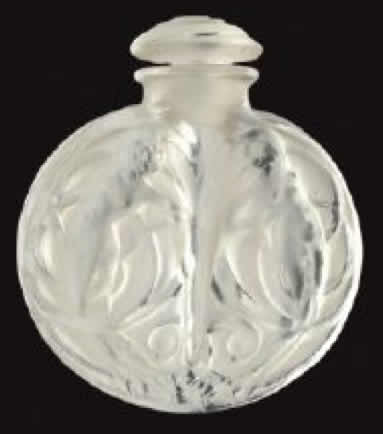 Rene Lalique Naiades Perfume Bottle