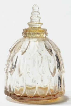 Rene Lalique Narcisse Perfume Bottle