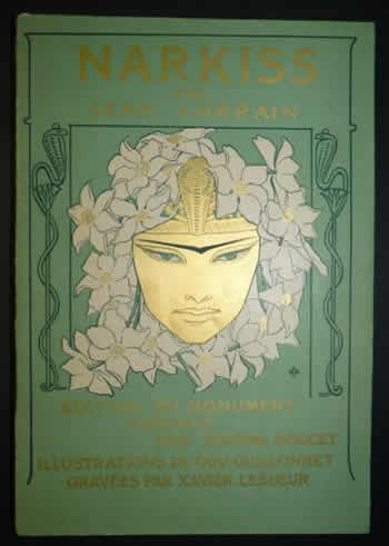 Rene Lalique Narkiss Book