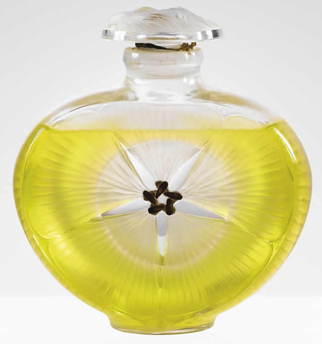 Rene Lalique Narkiss-4 Perfume Bottle