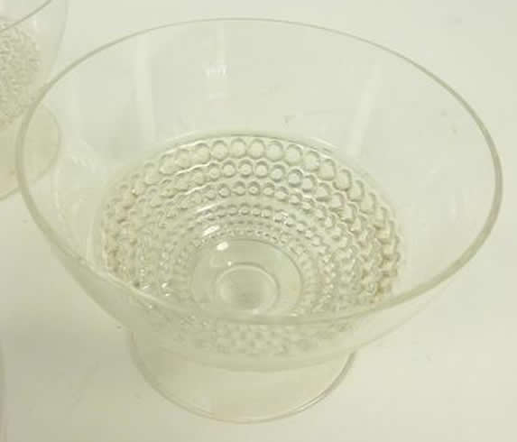 R. Lalique Nippon Champagne Glass