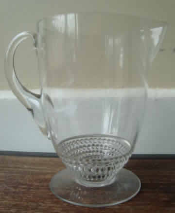 Rene Lalique Pitcher Nippon