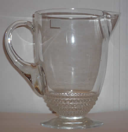 Rene Lalique Nippon Pitcher