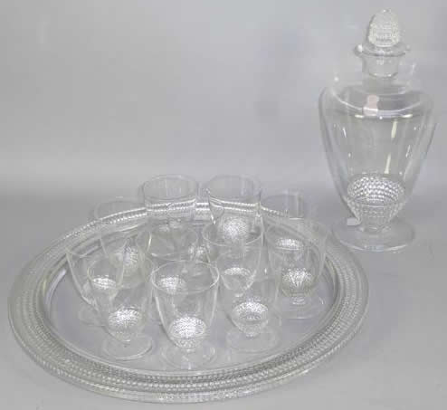R. Lalique Nippon Drinks Service