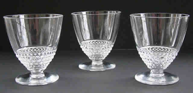 Rene Lalique Nippon Liquor Glass