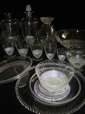 R. Lalique Nippon Tableware