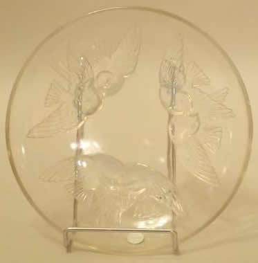 Rene Lalique Bowl Nonnette