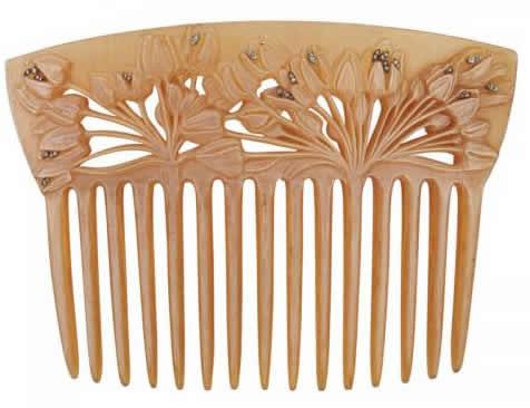 Rene Lalique Ombelles Comb