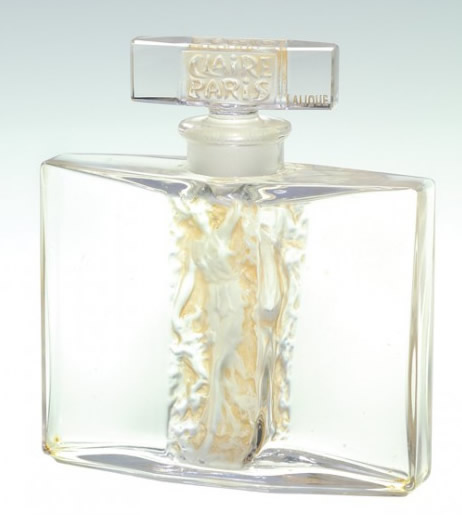 Rene Lalique Oree Perfume Bottle