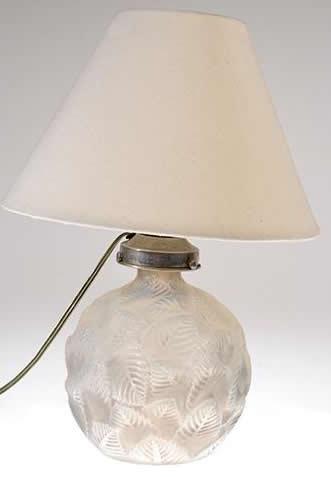 Rene Lalique Lamps Rlalique