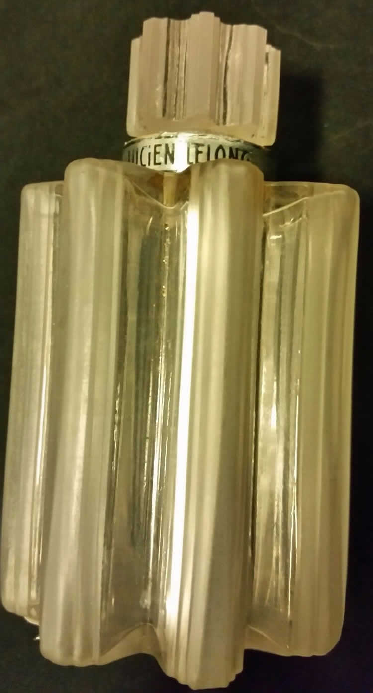 Rene Lalique Parfum A Perfume Bottle