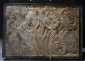 Rene Lalique Pavots-4 Panel