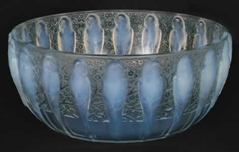 Rene Lalique Coupe Perruches