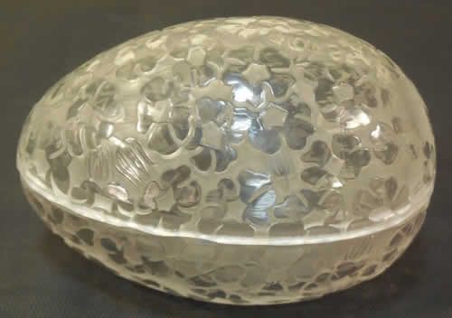 Rene Lalique Pervenches Box