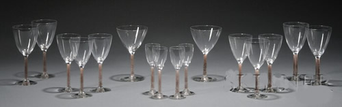 Rene Lalique Phalsbourg Glass