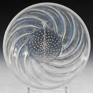 Rene Lalique Poissons Coupe