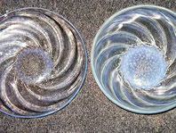 R. Lalique Poissons Tableware