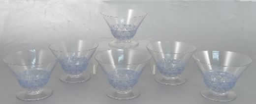 Rene Lalique Pouilly Tableware