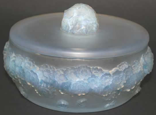 Rene Lalique Primeveres Bowl