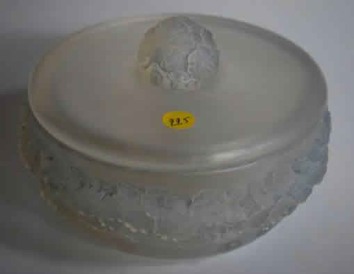 Rene Lalique Powder Box Primeveres