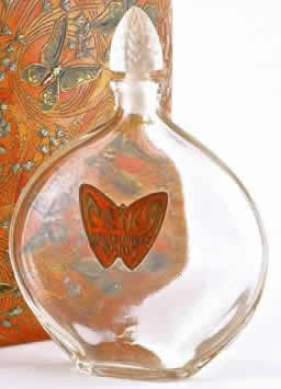 Rene Lalique Psyka Perfume Bottle