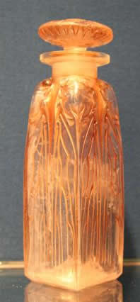Rene Lalique Quatre Cigales Perfume Bottle