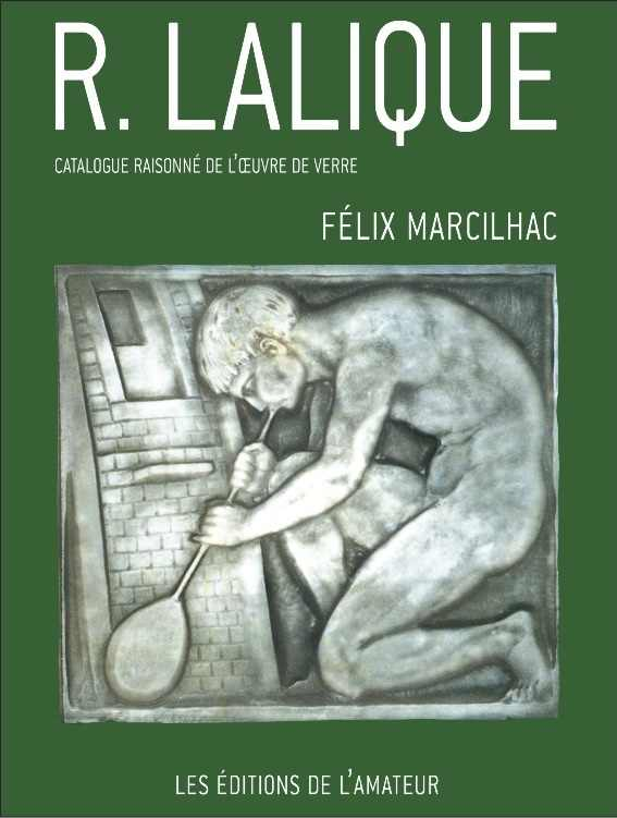 Rene Lalique R. Lalique Catalogue Raisonne 2011 Book