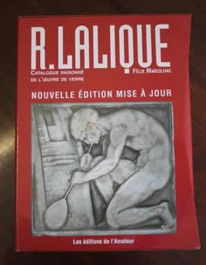 R. Lalique R. Lalique Catalogue Raisonne Book