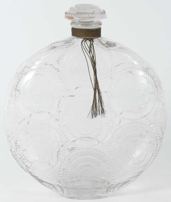 Rene Lalique Flacon Relief