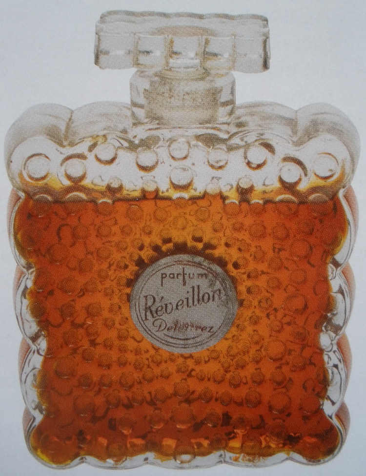 Rene Lalique Reveillon Perfume Bottle