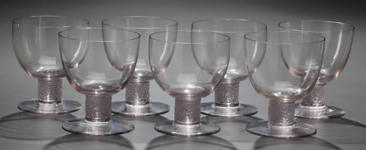 Rene Lalique  Ricquewihr Glass