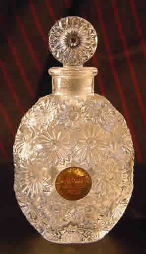 Rene Lalique Flacon Rose