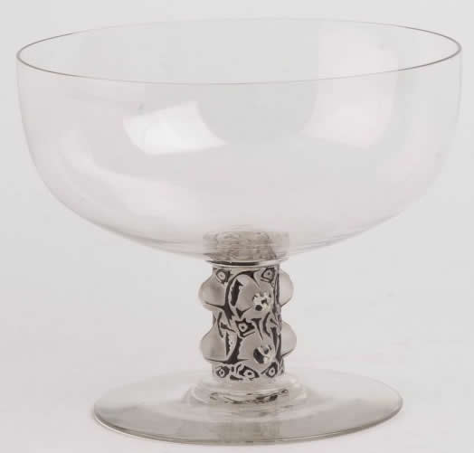 Rene Lalique Bowl Saint-Denis
