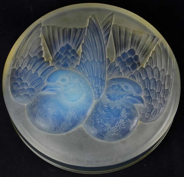 Rene Lalique Saint-Marc Box