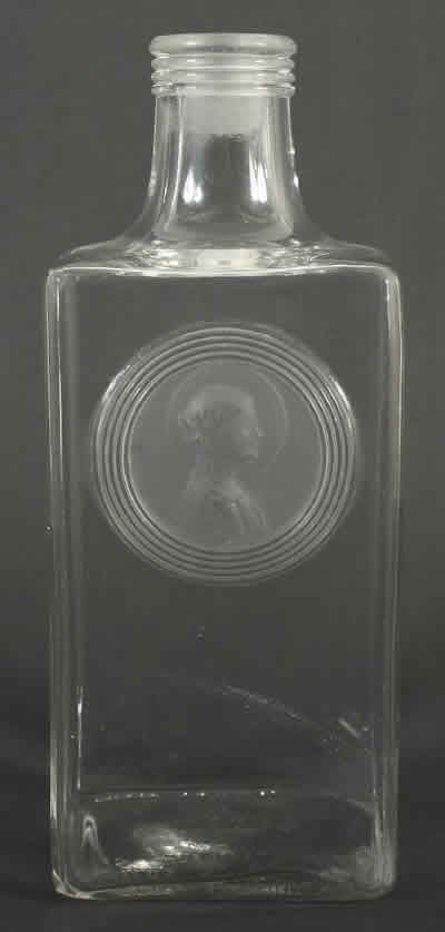 Rene Lalique Sainte-Odile Decanter