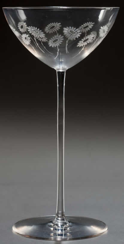 Rene Lalique Salmbach Glass