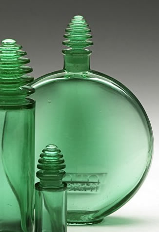 R. Lalique Sans Adieu-2 Perfume Bottle
